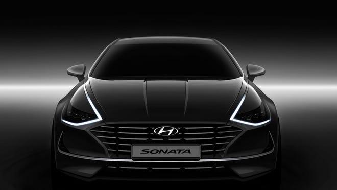 new york auto show hyundai sonata 2020 has these tech features new york auto show hyundai sonata 2020