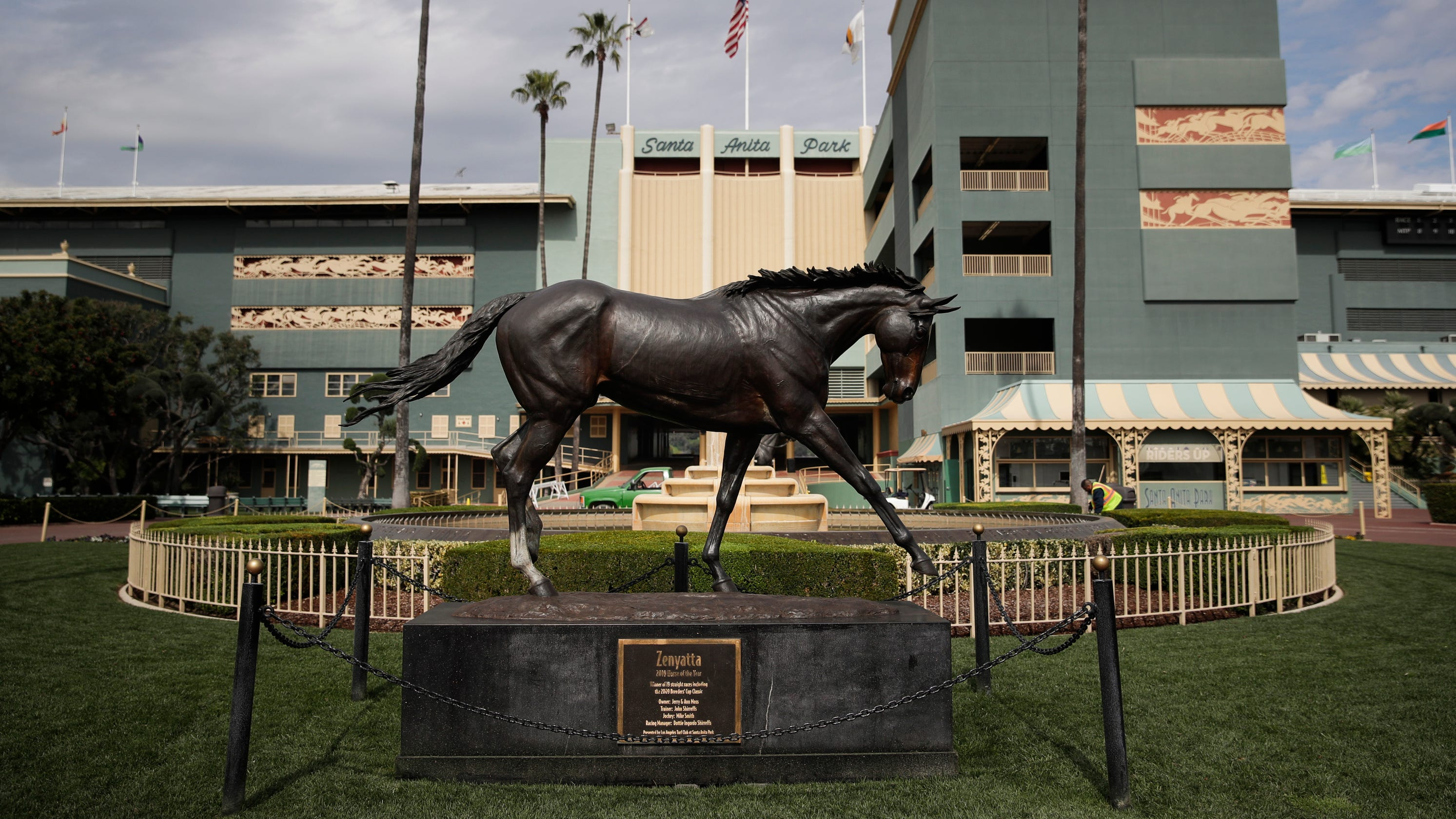Santa Anita Cancels Racing After 21 Horses Die Since Late