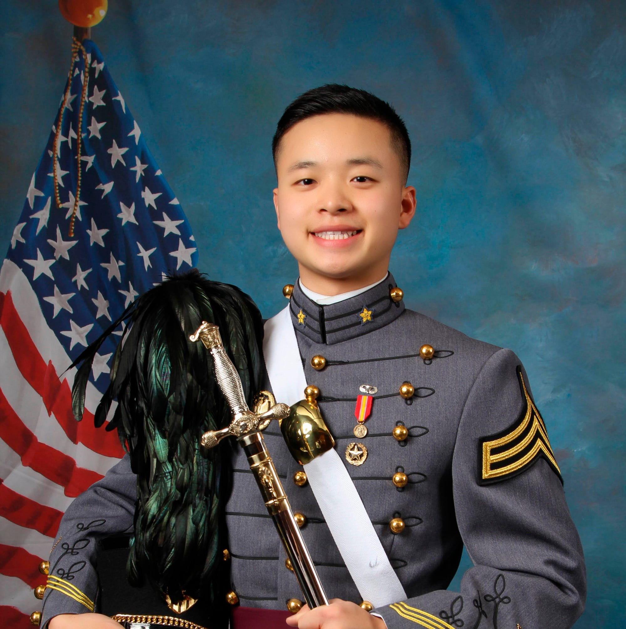West Point Cadet Peter Zhu: Parents can use his sperm to make baby, judge rules