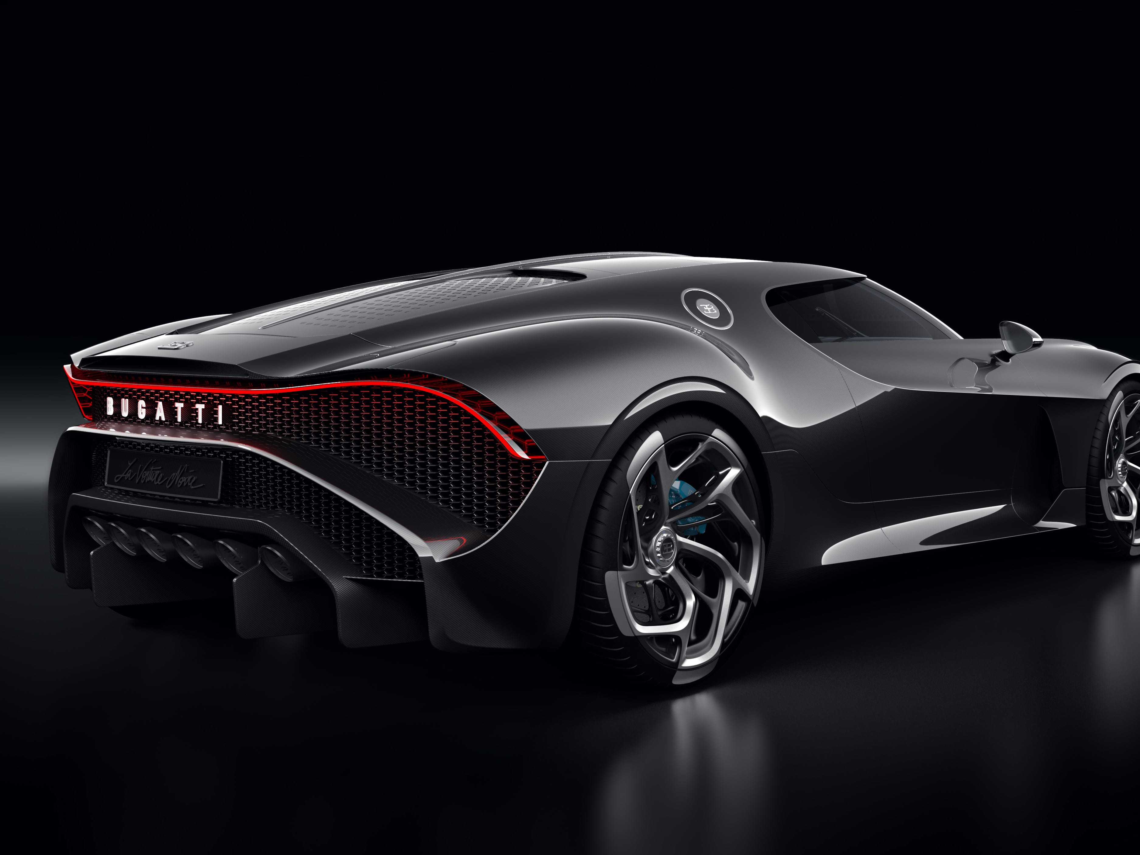 Bugatti says it's the world's most expensive new car.