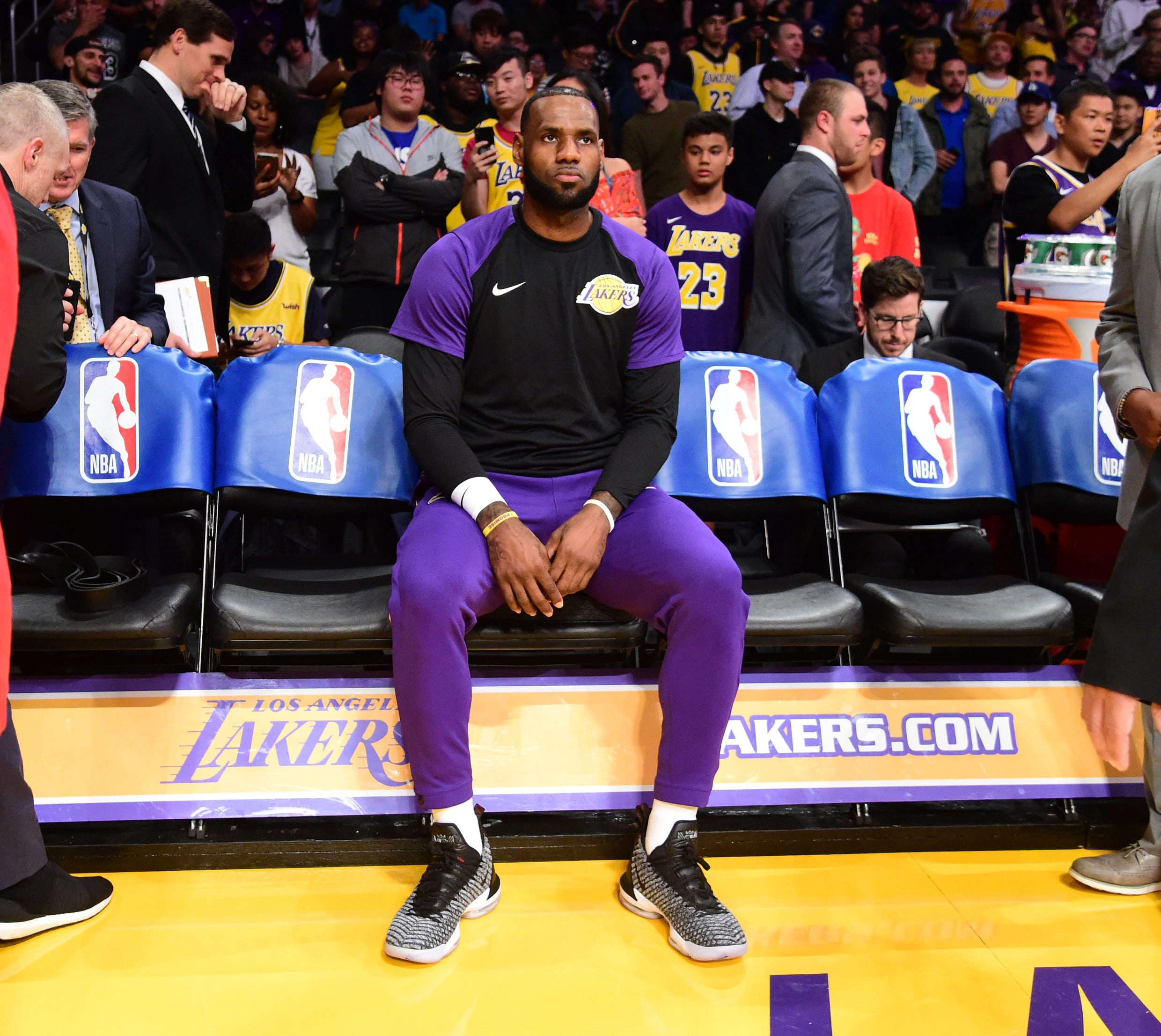 d0b20362c075 Lakers loss to Clippers puts postseason hopes on life support