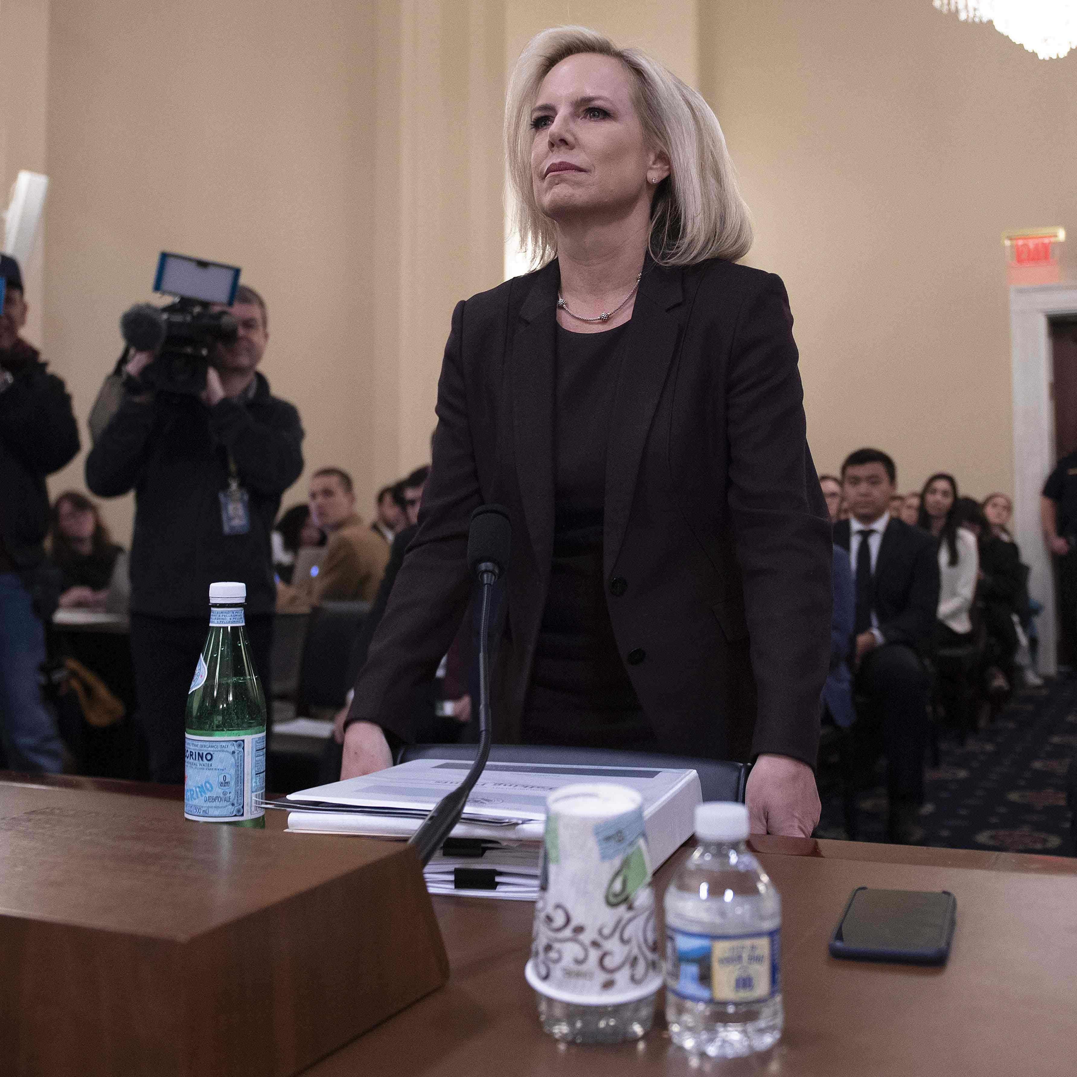 Democrats attack Trump immigration policy; Kirstjen Nielsen grilled over family separations