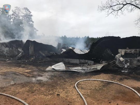Autopsies are scheduled for Friday on two people who died in an early Thursday fire in Glenmora.