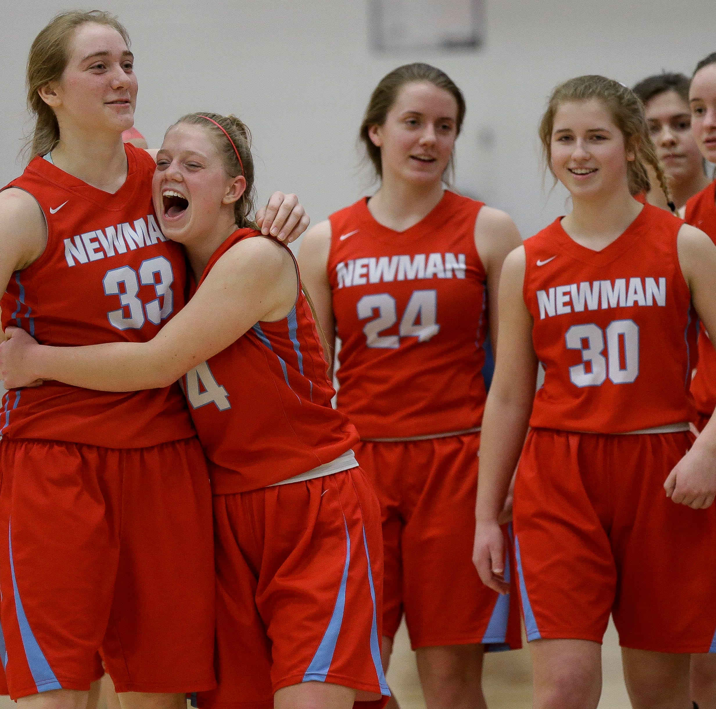 WIAA girls basketball: Newman Catholic returns to state seeking title