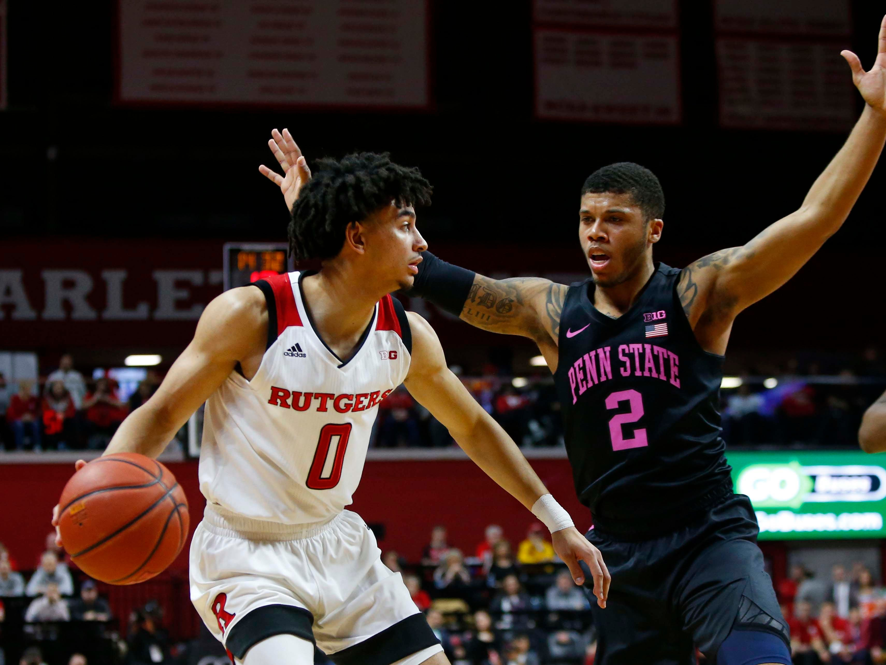 Rutgers basketball: Scarlet Knights comeback fails against Penn State