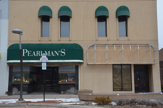 Pearlman's Jewelers closed its 46 West Michigan Ave. location in 2013. Cereal City Tattoo & Piercing owners Tom and Tracy Smith have bought the building and intend to move in by May 2019.