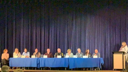 A panel of experts in substance abuse treatment throughout Broome County, in addition to members of law enforcement, sat on a panel to discuss tips for parents and resources that are available in the area for those using or addicted.