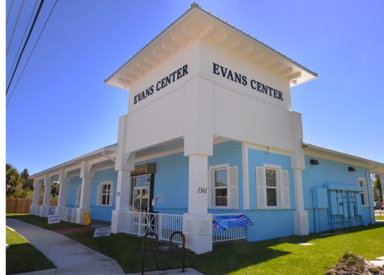 The Evans Center is holding its grand opening Saturday morning at 11:00 a.m. in Palm Bay. The center includes a grocery store, a community room for classes and the Brevard Health Alliance.