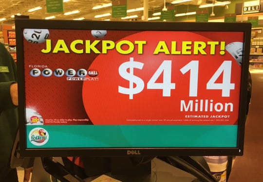 Powerball excitement is rising now that the jacpot is over $400 million.