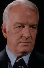 Actor Don Porter played the fictional U.S. Sen. Crocker Jarmon in the 1972 move, The Candidate.