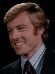 Robert Redford played the fictional U.S. Senate hopeful Bill McKay in the 1972 movie, The Candidate.