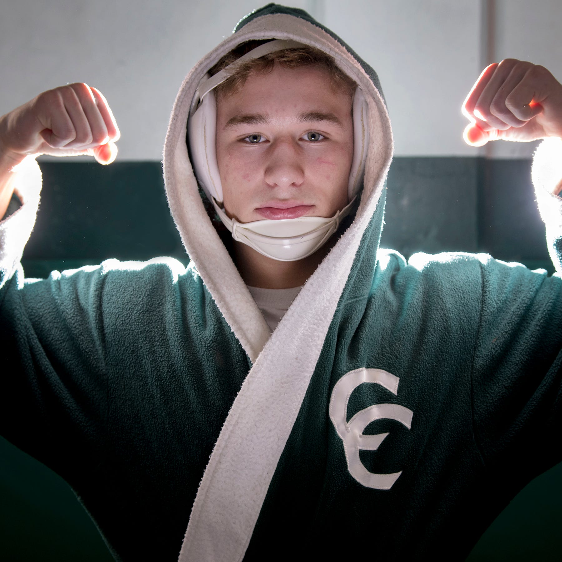 Camden Catholic's Lucas Revano reached wrestling's pinnacle again