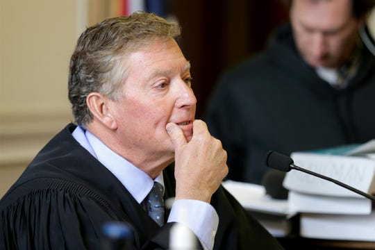 Common Pleas Judge Robert Ruehlman