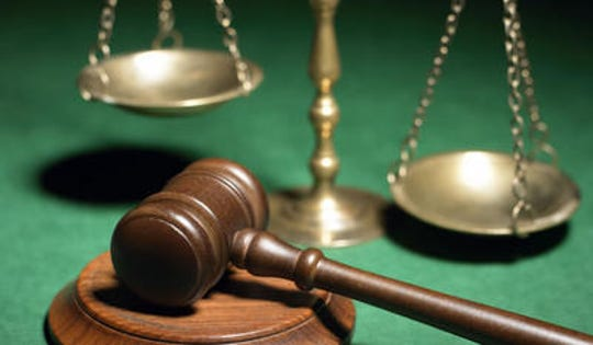 A former New Jersey man has been sentenced to eight years in state prison for scamming a Sayreville couple out of their mortgage payments.
