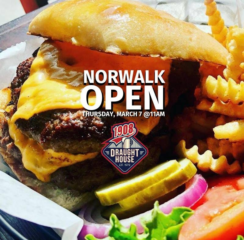Des Moines sports pub known for its game day specials opens its 5th location in Norwalk