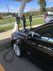 Many consumers have questions about charging stations before buying an electric car. The Iowa Clean Cities Coalition helps fill that information gap.