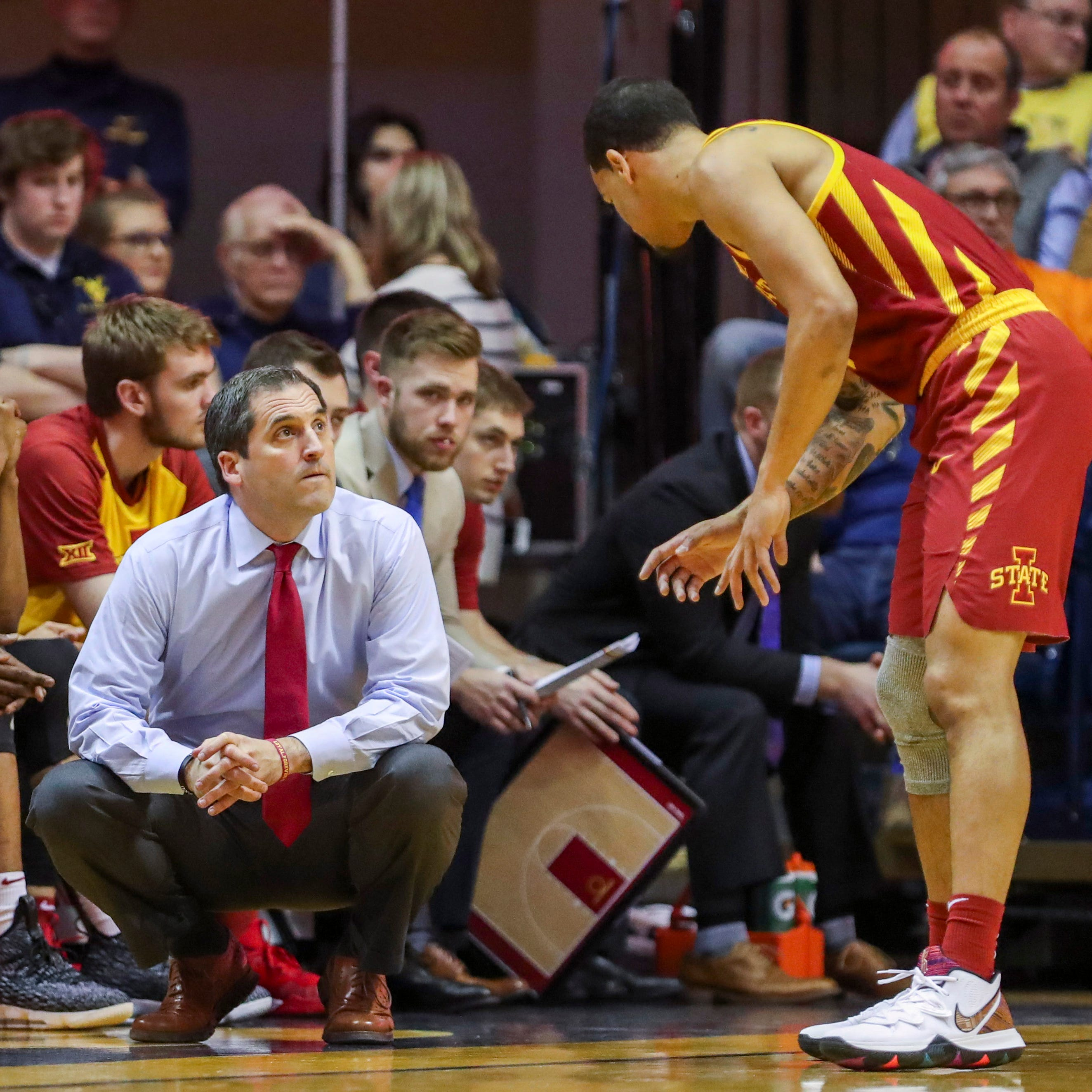 Peterson: Iowa State's Steve Prohm says he has 'a great relationship' with Fred Hoiberg