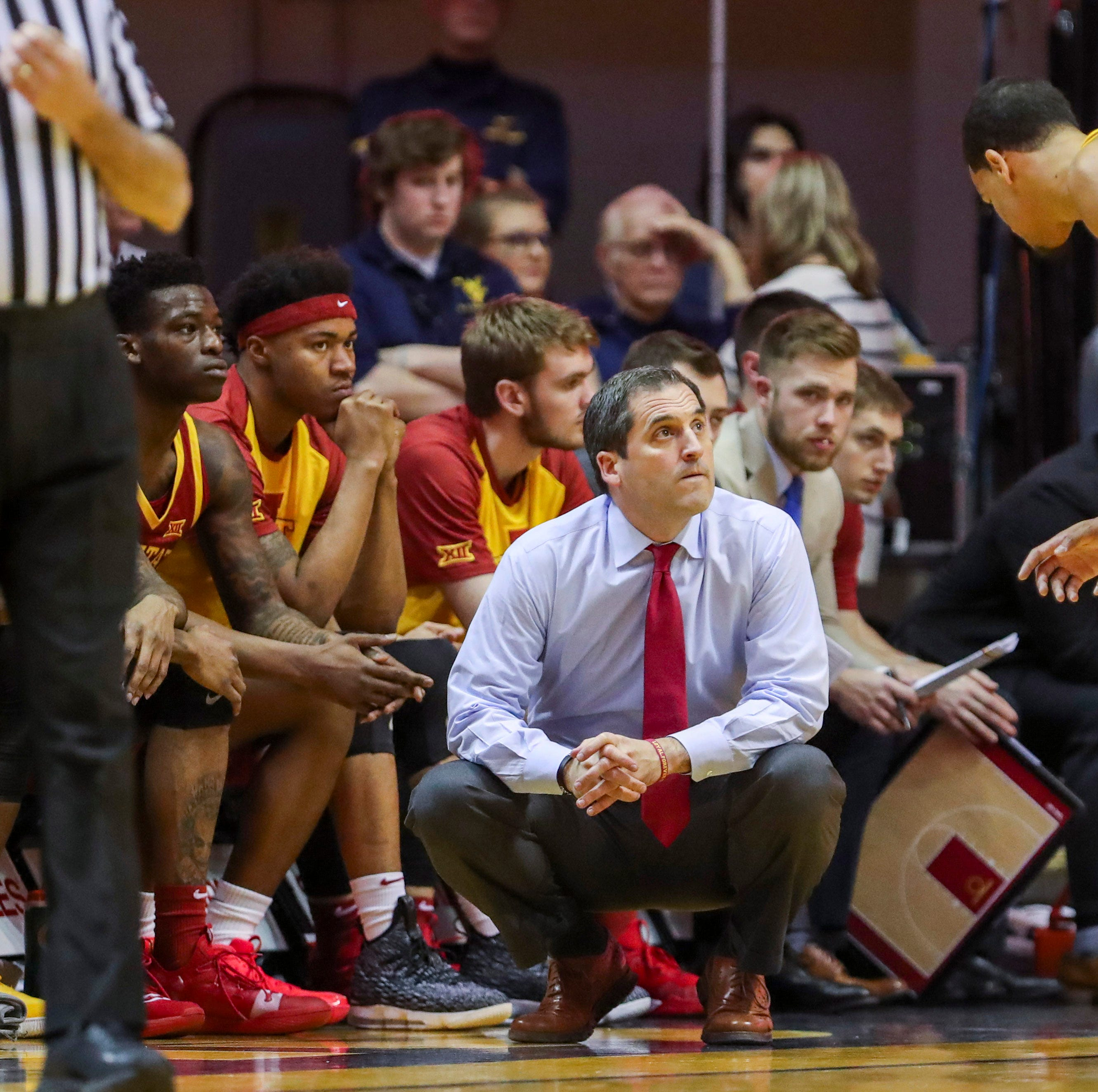 Peterson: Prohm hoping something positive comes from Iowa State's locker room fracas