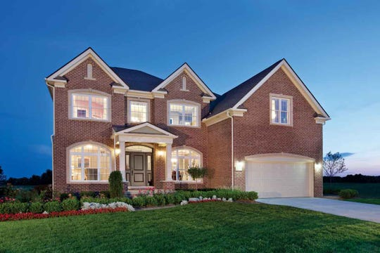 In new-construction homes, it's easy to envision your space because it's a blank slate.