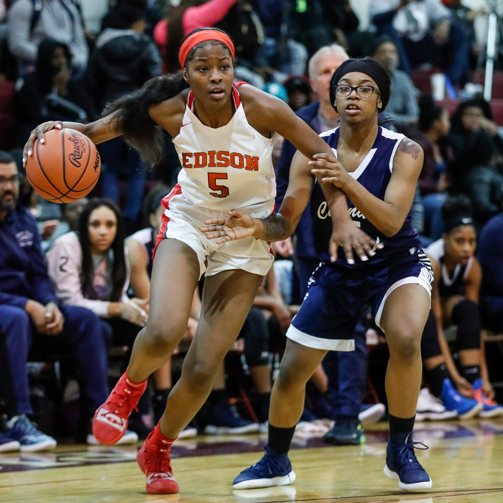 Meet the Detroit Free Press 2018-19 girls basketball Dream Team