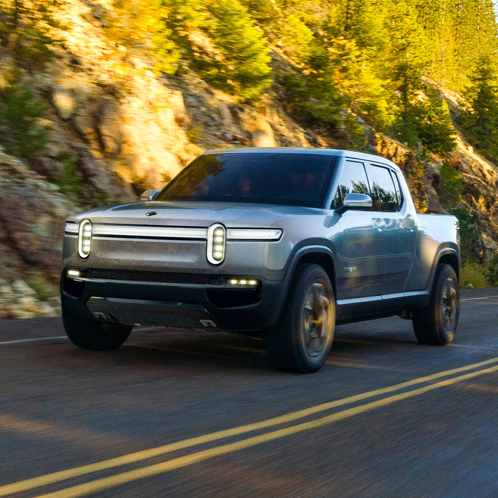Ford invests $500 million in Rivian, an electric truck startup in Michigan