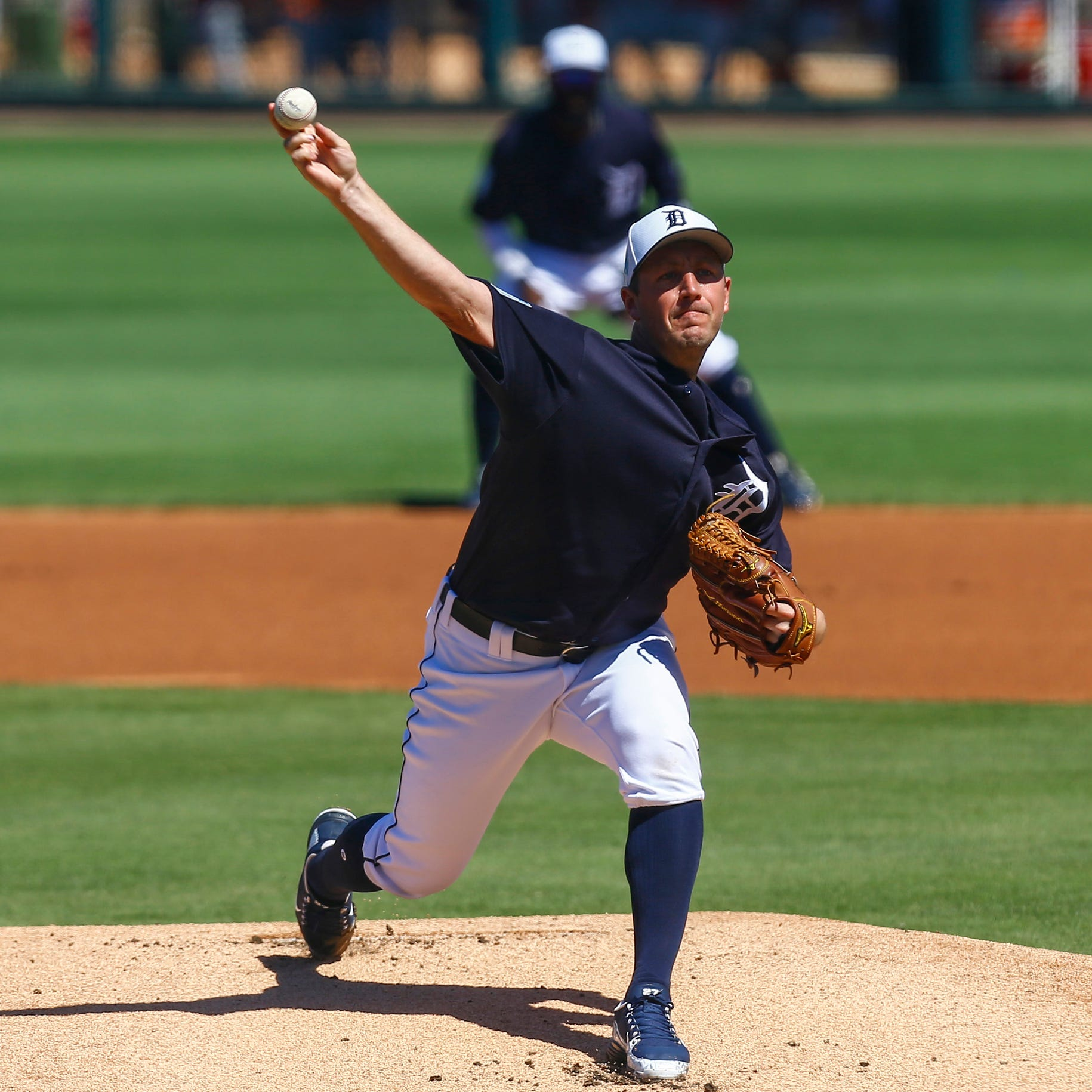 Detroit Tigers spring training observations: Jordan Zimmermann good again