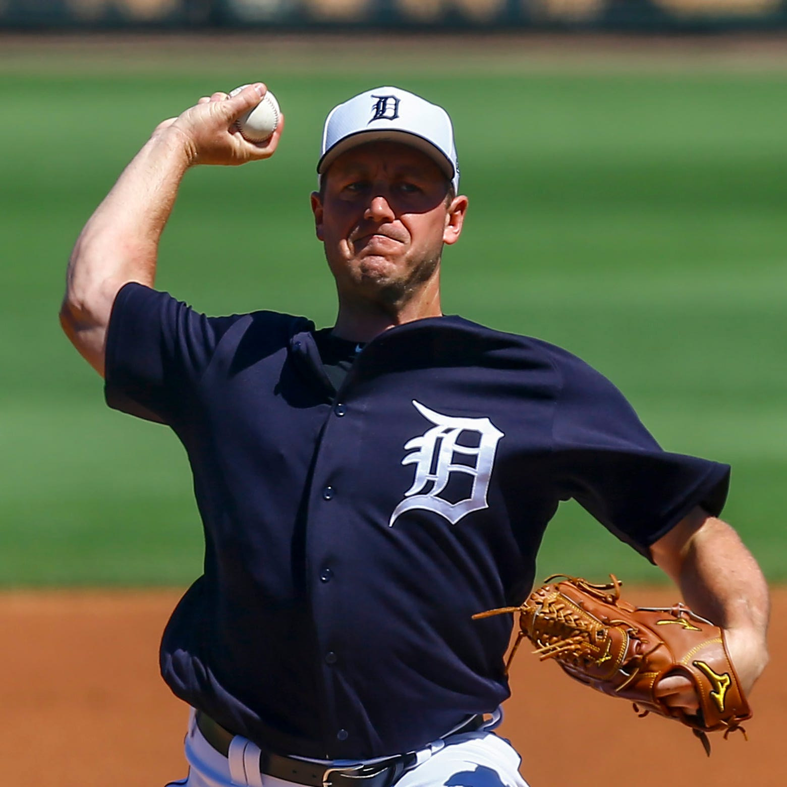 Detroit Tigers beat Tampa Bay Rays in spring training, 8-7