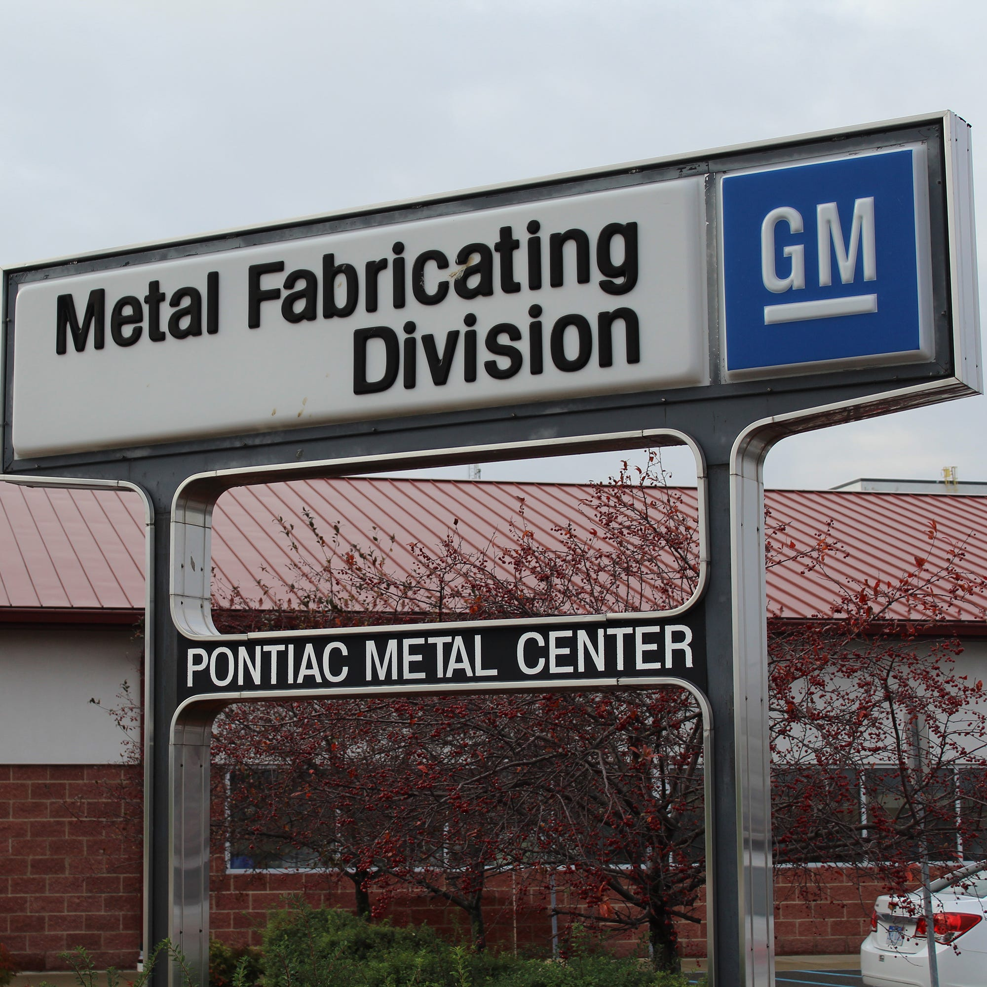GM to lay off about 80 Pontiac Metal Center workers