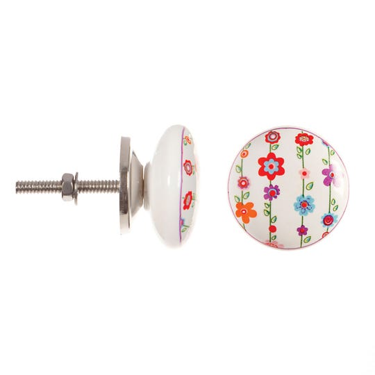 New knobs bring spring.