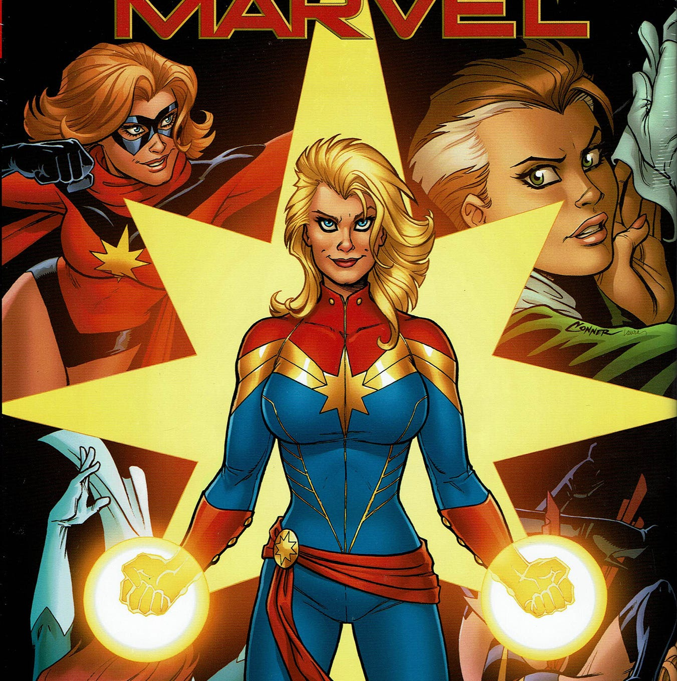 Captain Comics: The many iterations of Captain Marvel