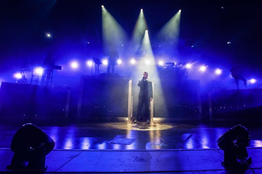 Sound and lighting systems at the Detroit Masonic Temple will be upgraded as part of a concert-management deal.