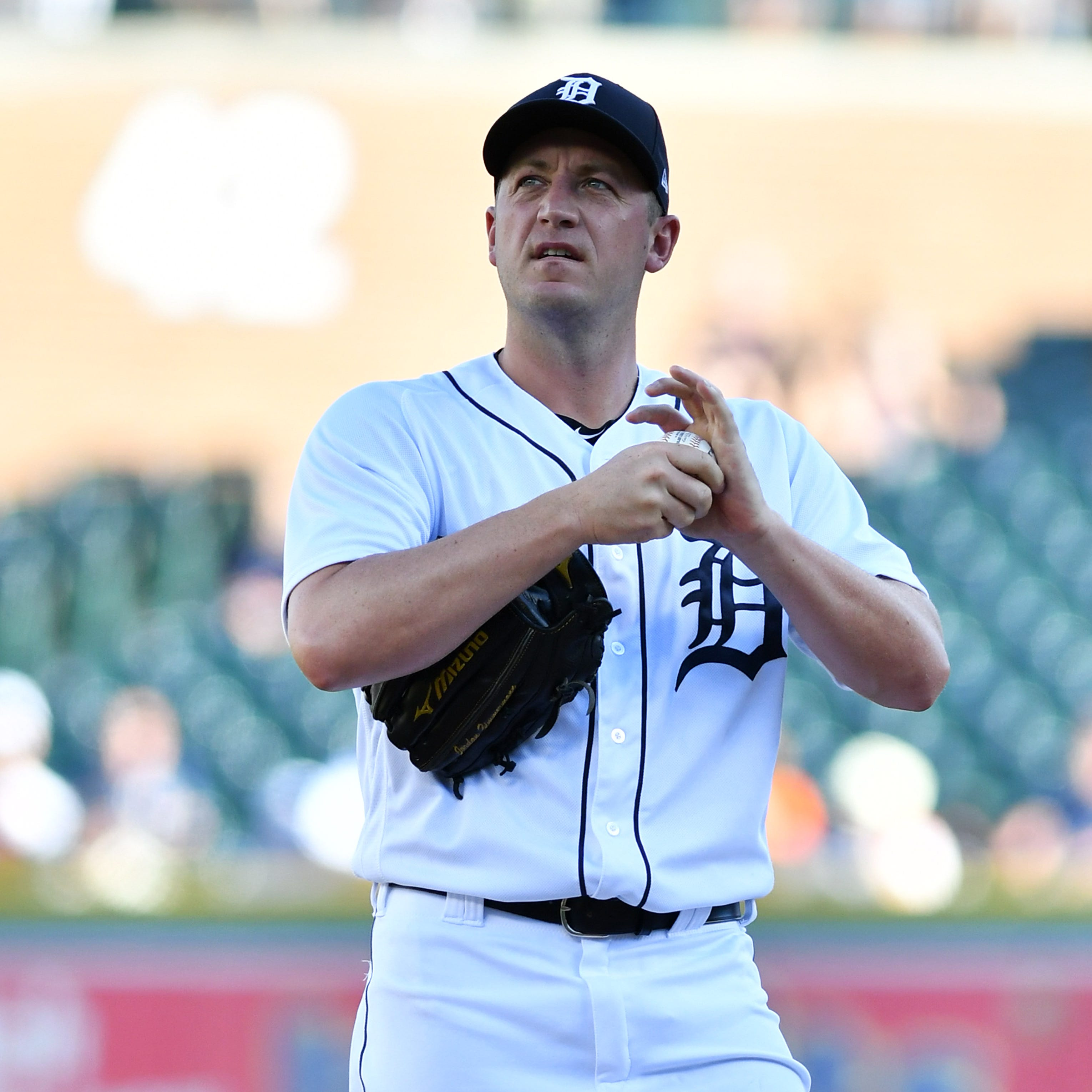 'Total command': Zimmermann starting to have look of Tigers' Opening Day starter