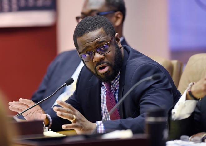 Councilman Andre L. Spivey