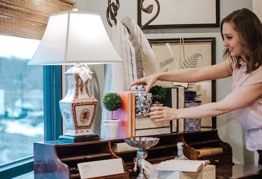 Large lamps are a great addition to any vignette that needs height and light to stand out in the room. (Handout/TNS)