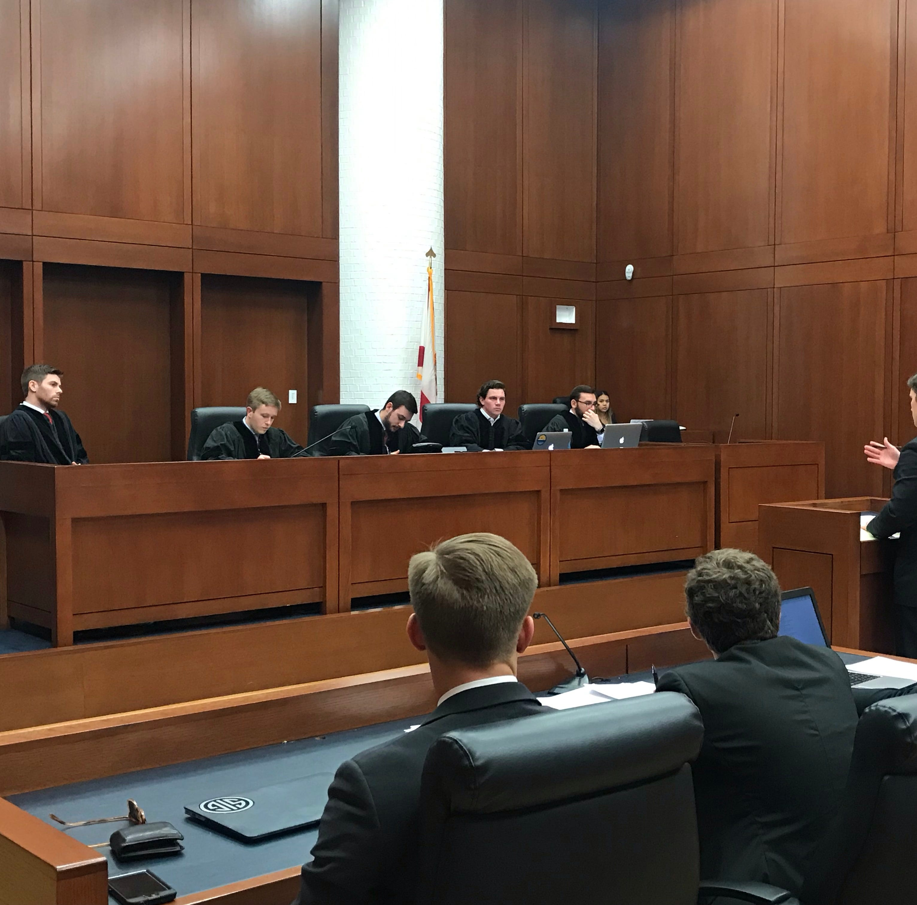 SGA Supreme Court hears election appeal, charges Amplify