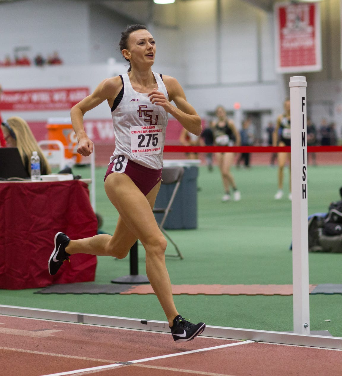 Florida State senior distance runner Militsa Mircheva's transition from Olympian to collegiate athlete was far from a breeze.