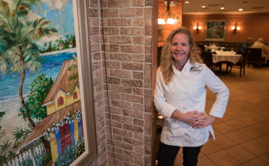 Melissa Donahue, chef-owner of Sweet Melissa's Cafe on Sanibel, is one of 20 semifinalists for Best Chef: South at the 2019 James Beard Awards, the Oscars of the restaurant world.