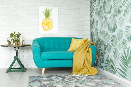 Bringing the outdoors in when you live in Florida can also mean making your home feel like a tropical getaway.