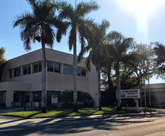 The News-Press' building in downtown Fort Myers