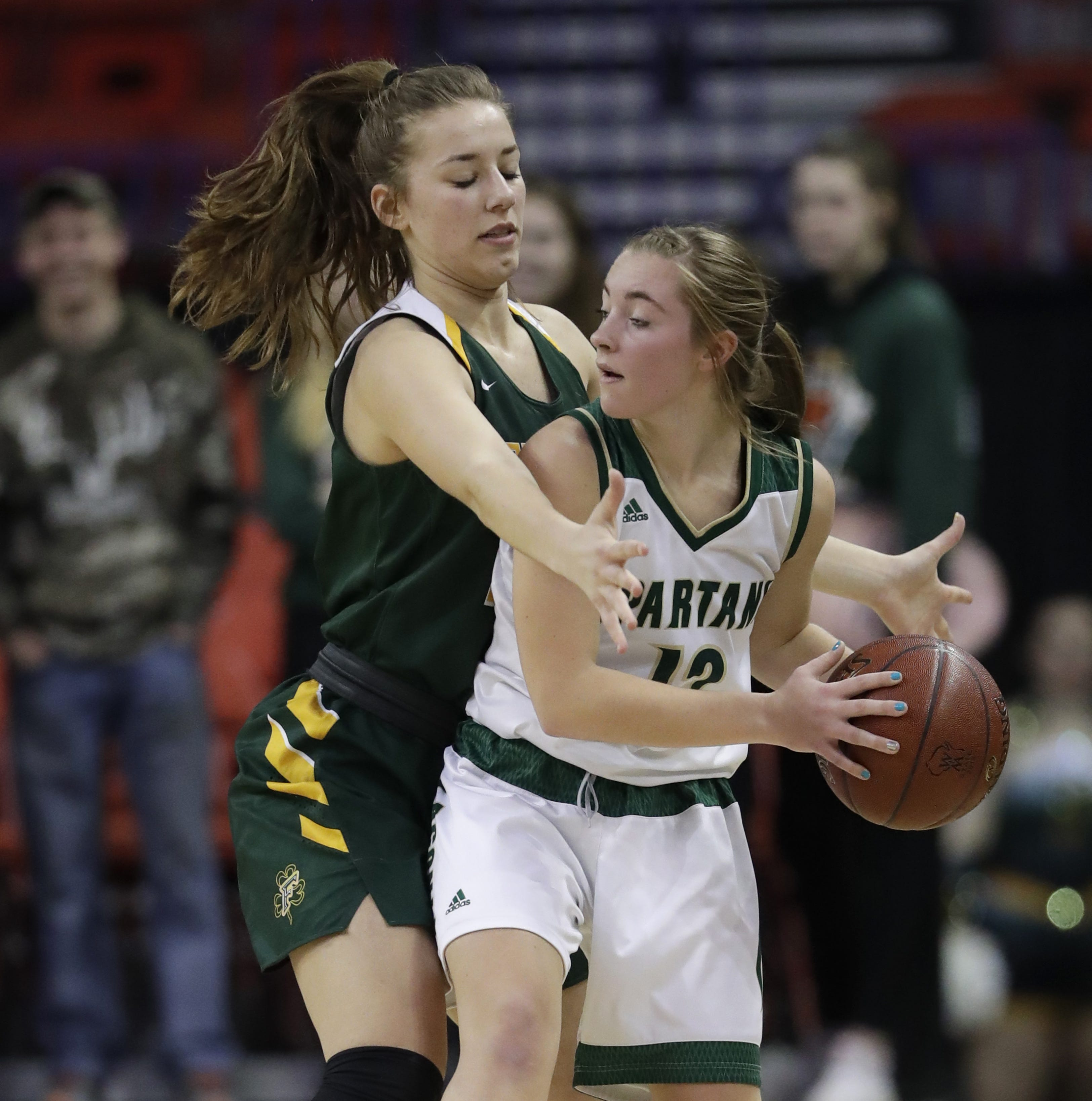 WIAA state girls basketball: Laconia downs Freedom to advance to Division 3 final
