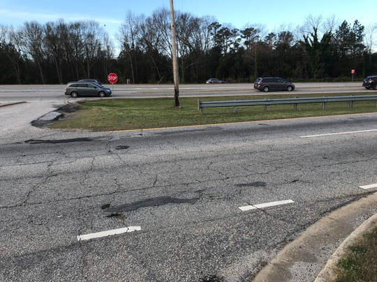 US 276 between I-385 and I-85 is set to be resurfaced in 2020, according to SCDOT. March 7, 2019