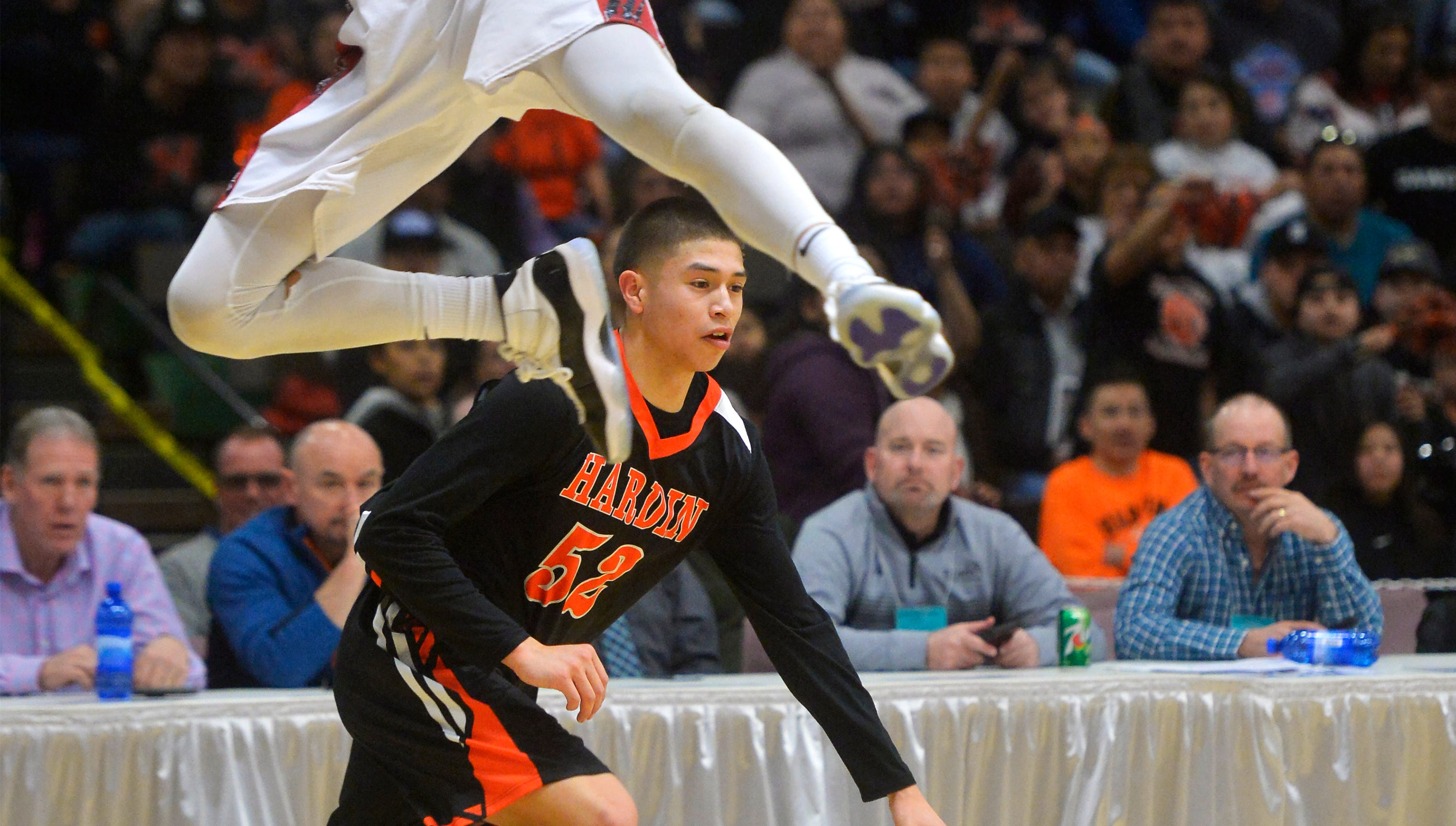 Hardin rallies in second half to defeat Browning