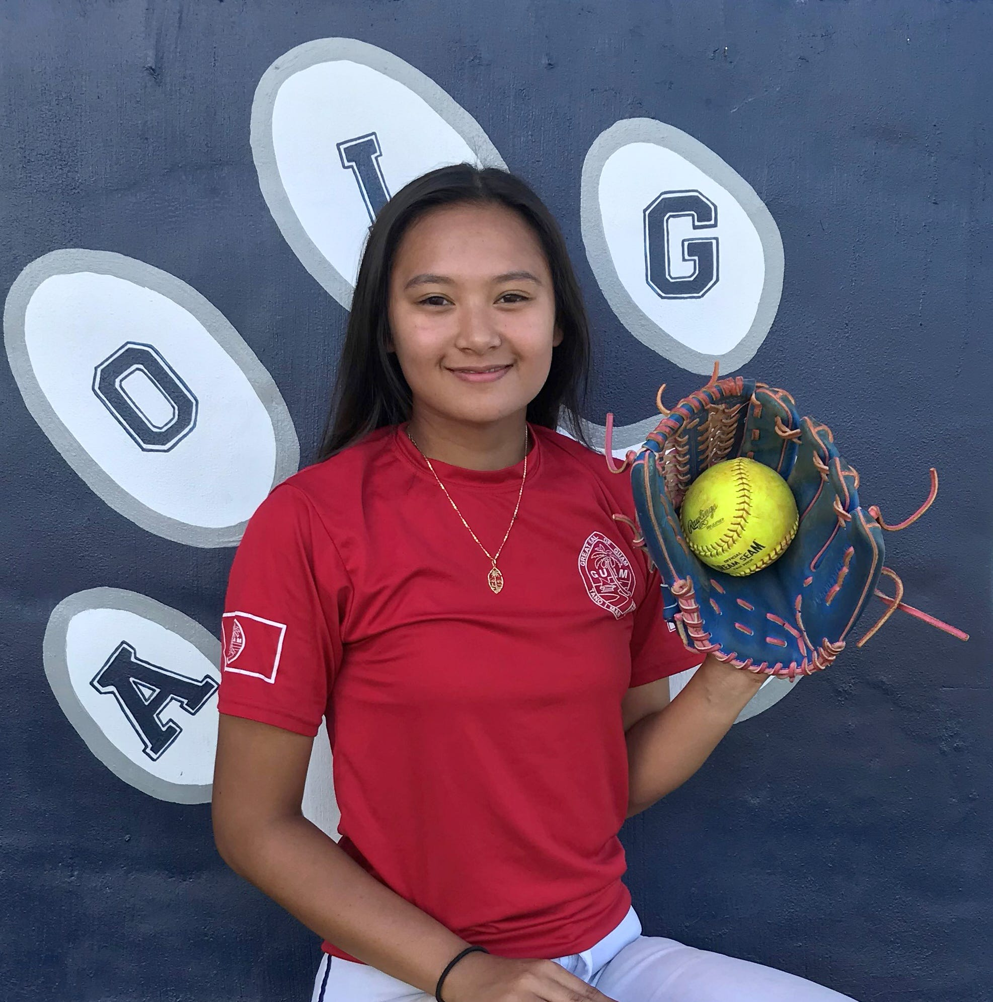 Star pitcher Ashley Mendiola is PDN Player of the Week