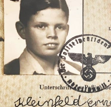 Meet the math professor from UI who escaped Nazis