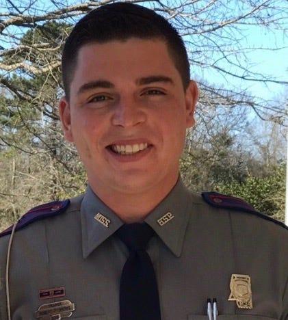 Mississippi Highway Patrol Trooper Robert Taylor Shows