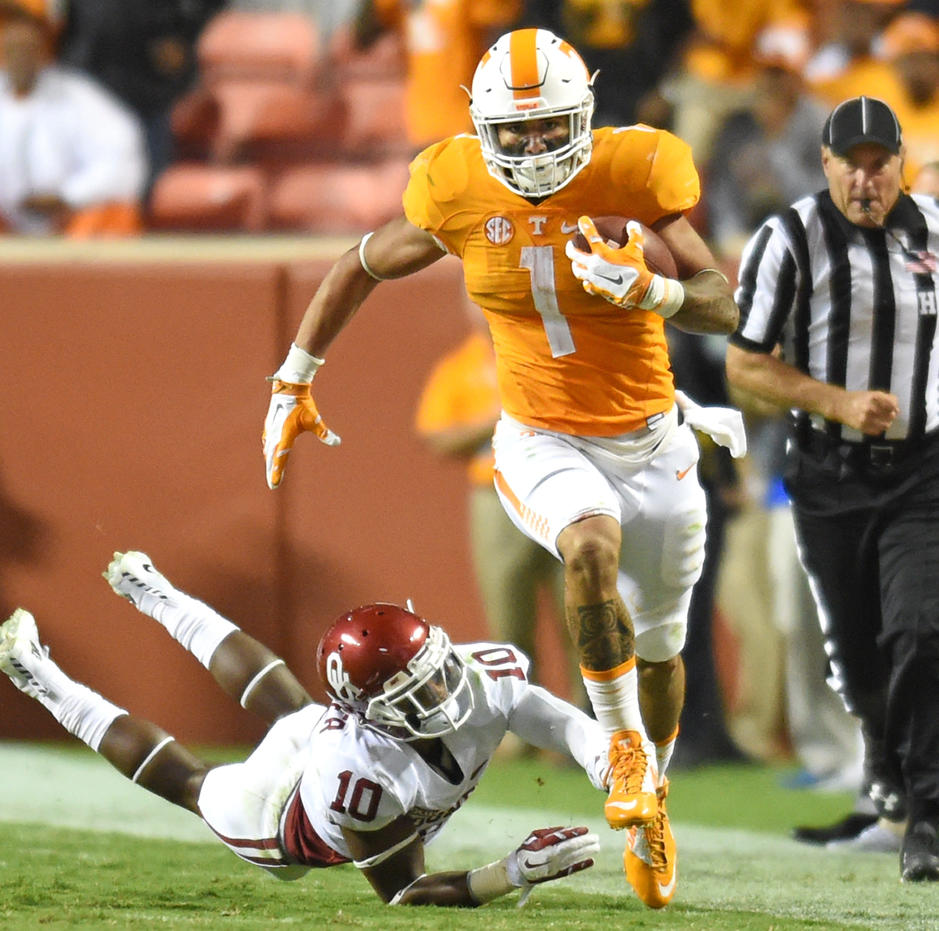 San Francisco 49ers think former Vols RB Jalen Hurd 'can do about everything'