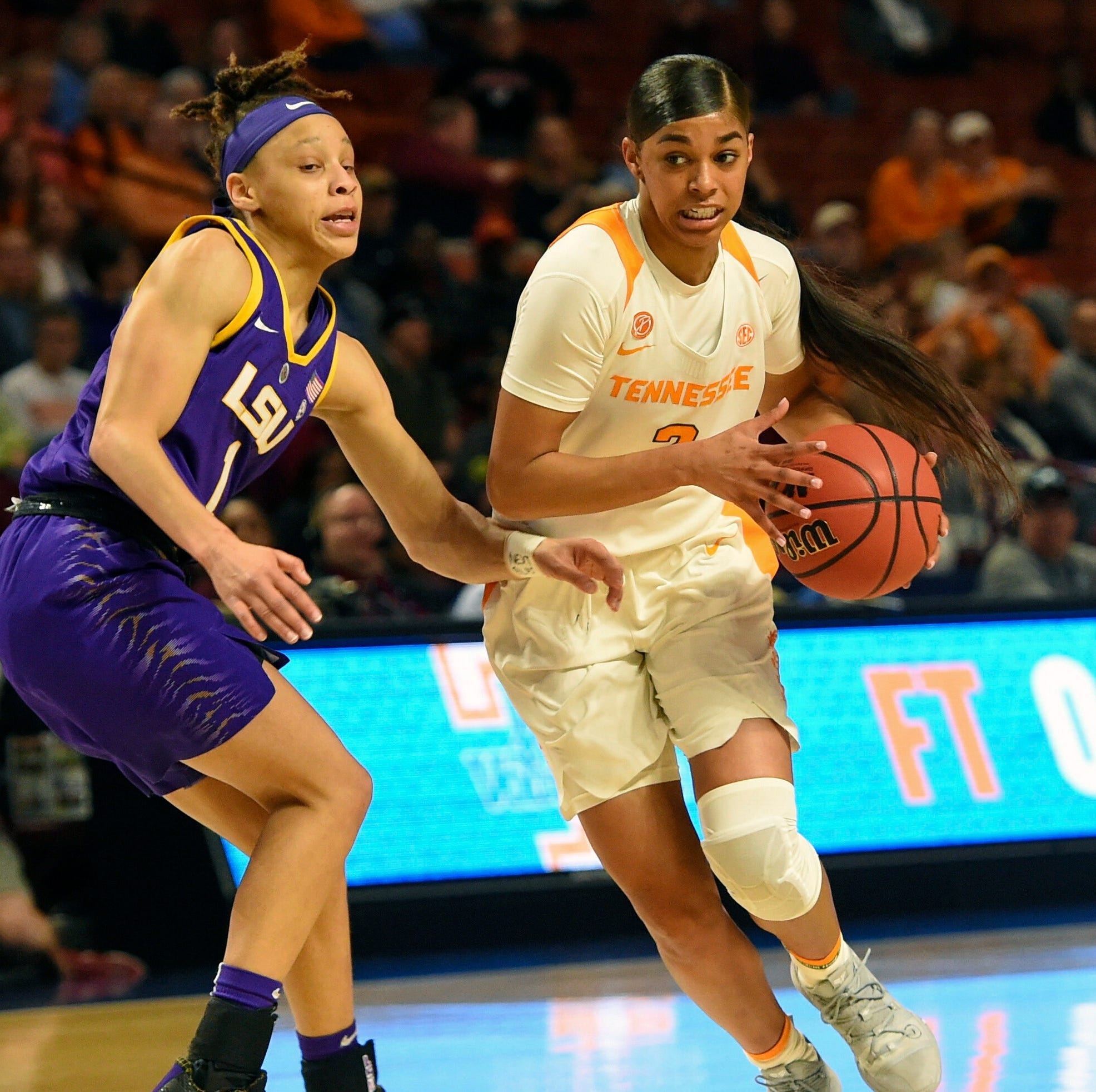 Lady Vols show some 'grit' to beat LSU in SEC tournament