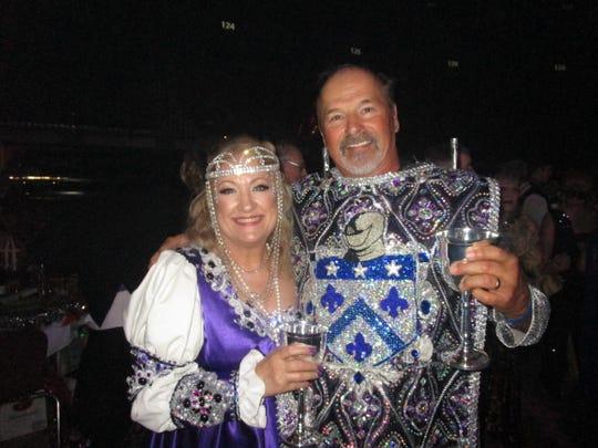 Mary and Don Stevenson