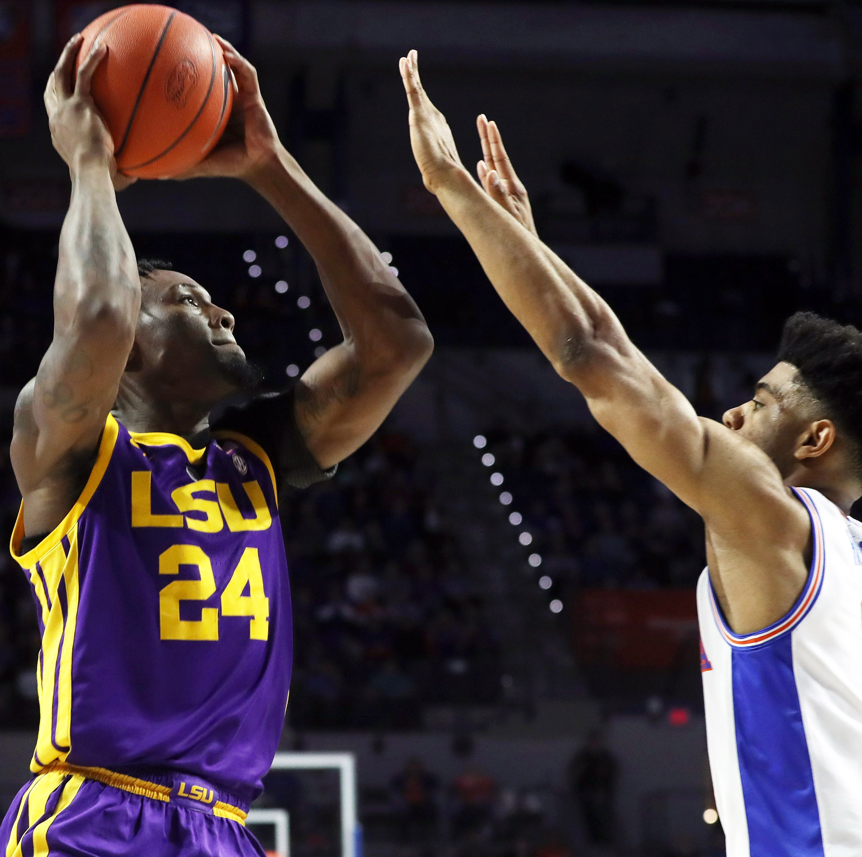 SEC Basketball Tournament bracket: What happens to seeds if LSU, Kentucky, Tennessee tie