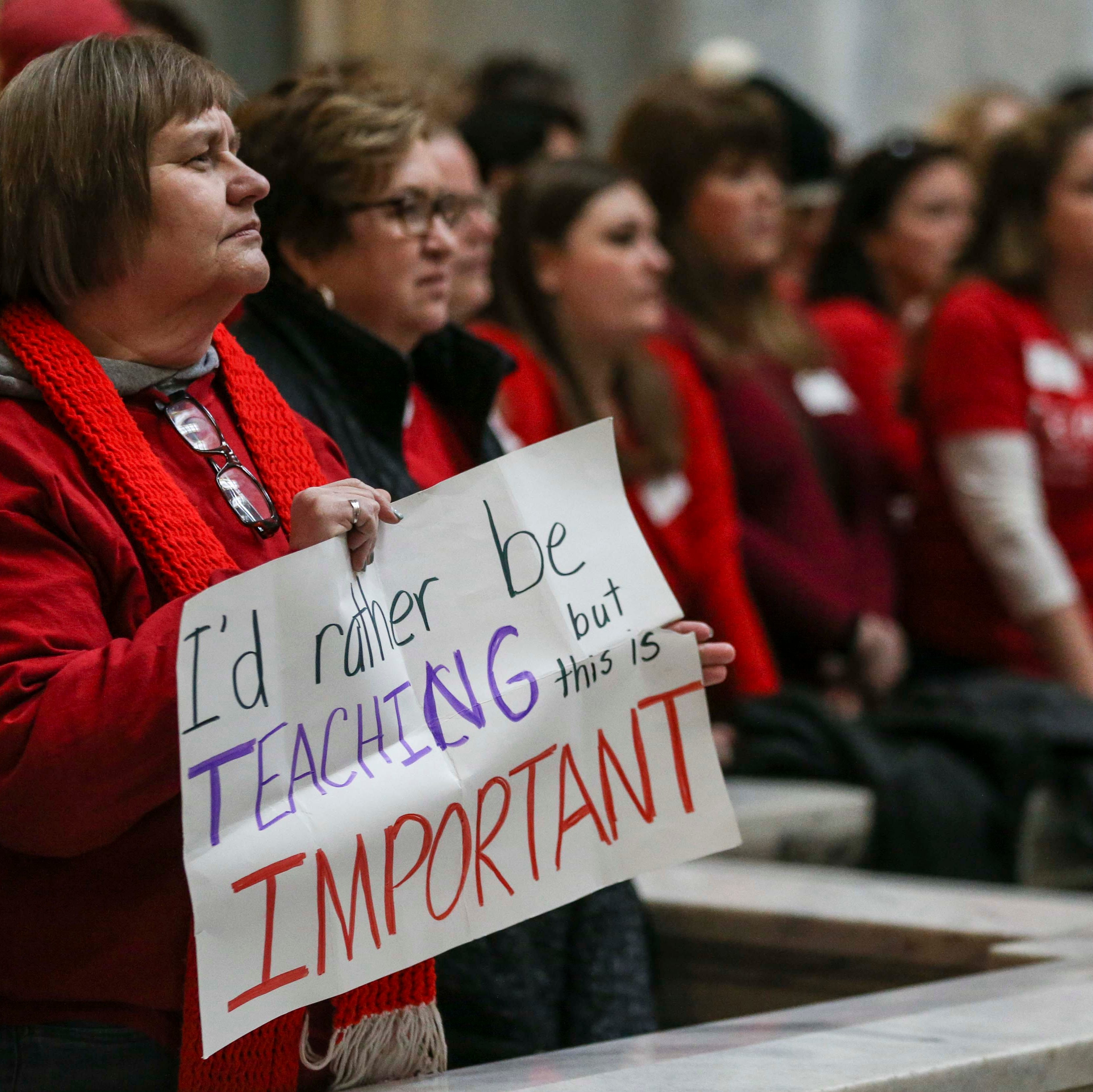 Mississippi teacher strike: Poll shows educators support one-day sickout, not extended walk out